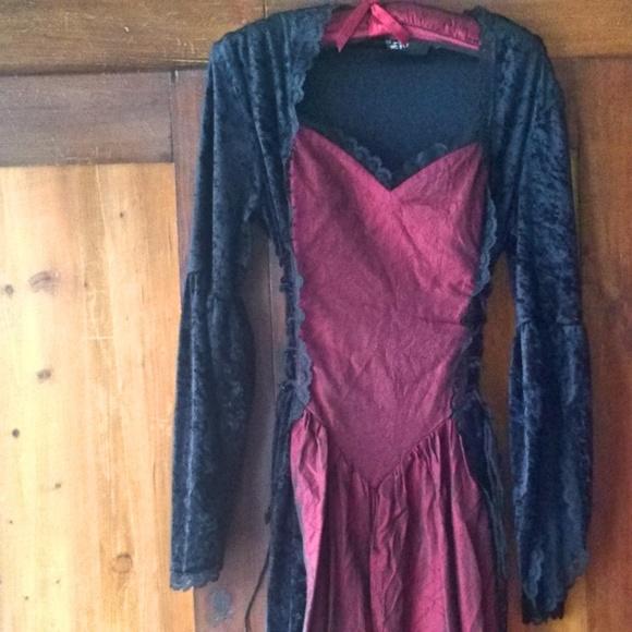 Eternal Dresses & Skirts - Eternal Goth Dress
